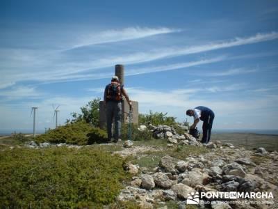 Barranco de Borbocid - trekking and hiking; viaje puente de mayo